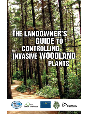 Landowners Guide for Invasive Woodland Plants